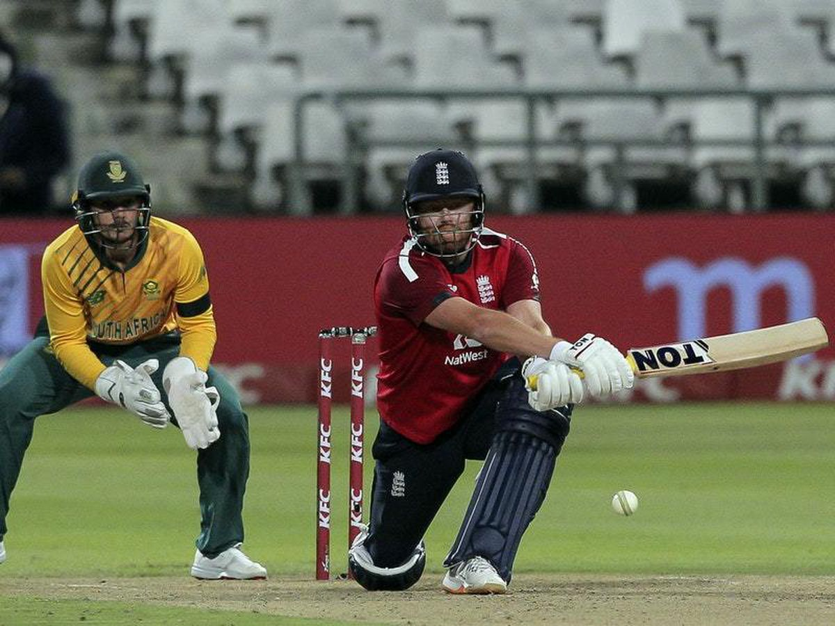 Defiant Jonny Bairstow powers England to win over South Africa