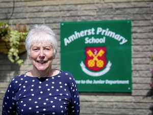 Picture By Sophie Rabey.  10-08-21.  Anne Hodgkinson has been nominated for a Pride of Guernsey 2021 Award.  Teacher of the Year. (29859769)