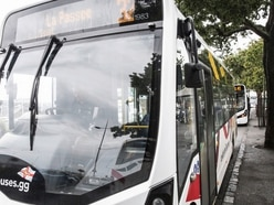 Summer boost carries number of bus passengers to record high