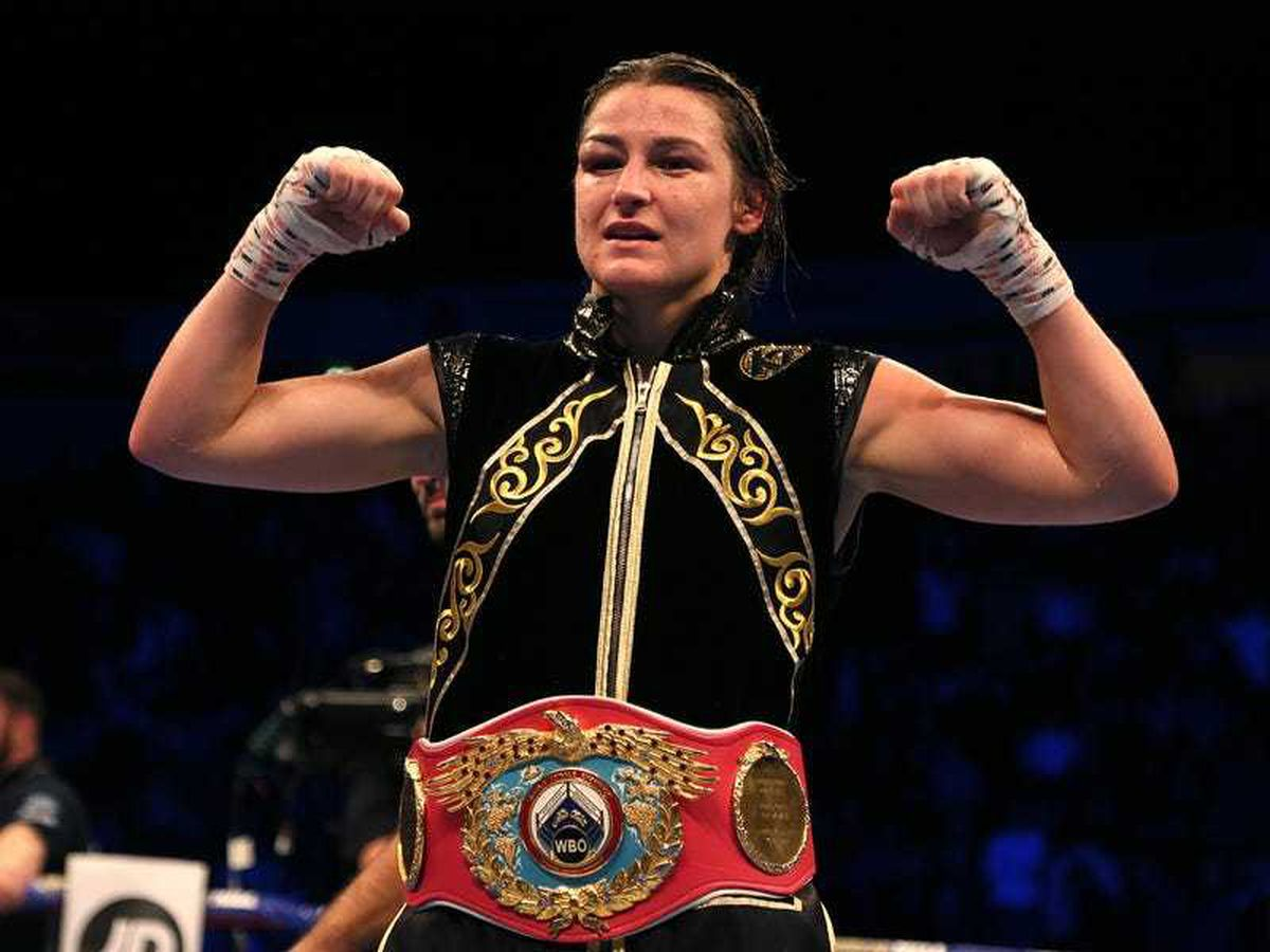 DAZN chief James Rushton excited over prospect of women boxers headlining shows
