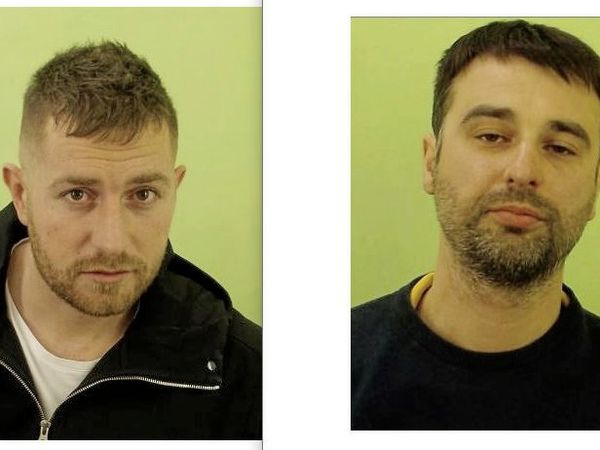 Daniel Mark Gauvain, left, and Luke Arron Blondel. (29132290)