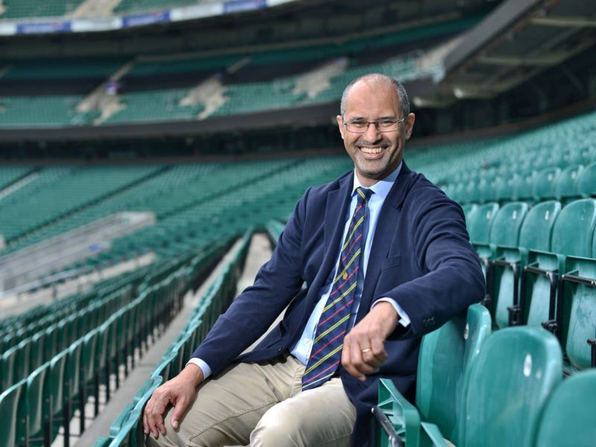 Tom Ilube 'comfortable' as first black chair of British sports governing body