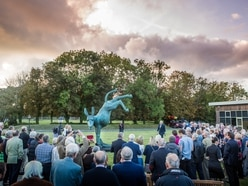 Donkey statue owners facing deadline