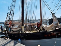 Chance again for young to enjoy sailing boat