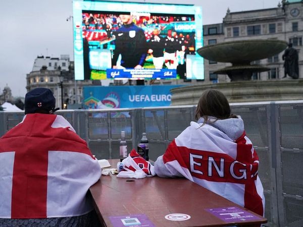 More than a dozen people arrested after England v Scotland draw