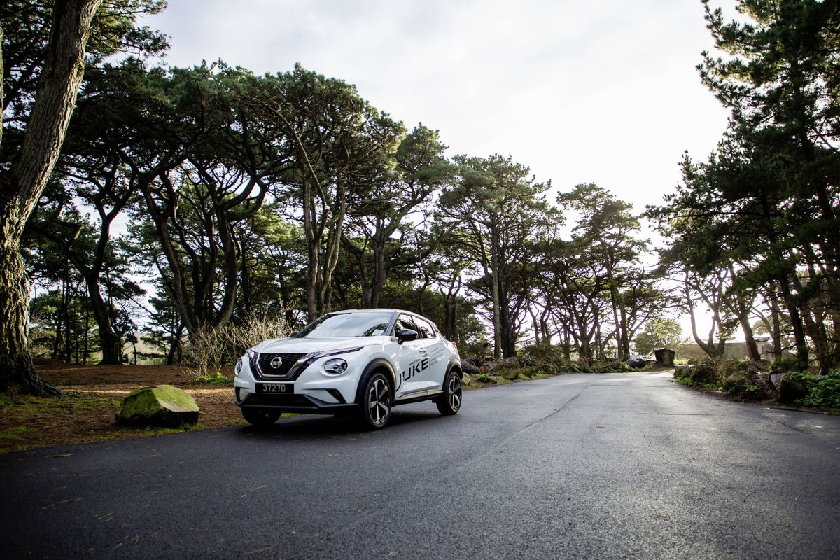 Picture by Sophie Rabey.  09-01-20.  Nissan Juke from Freelance garage.  February DRIVE.. (26853865)