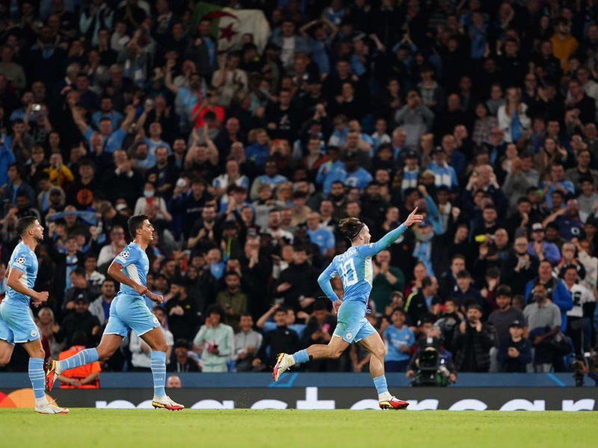 Manchester City hit Leipzig for six in nine-goal Champions League thriller