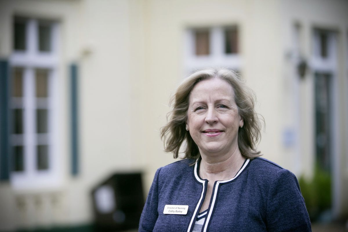 Cathy Bailey is the new chair of Guernsey Care Managers Association. (Picture by Adrian Miller, 29111888)