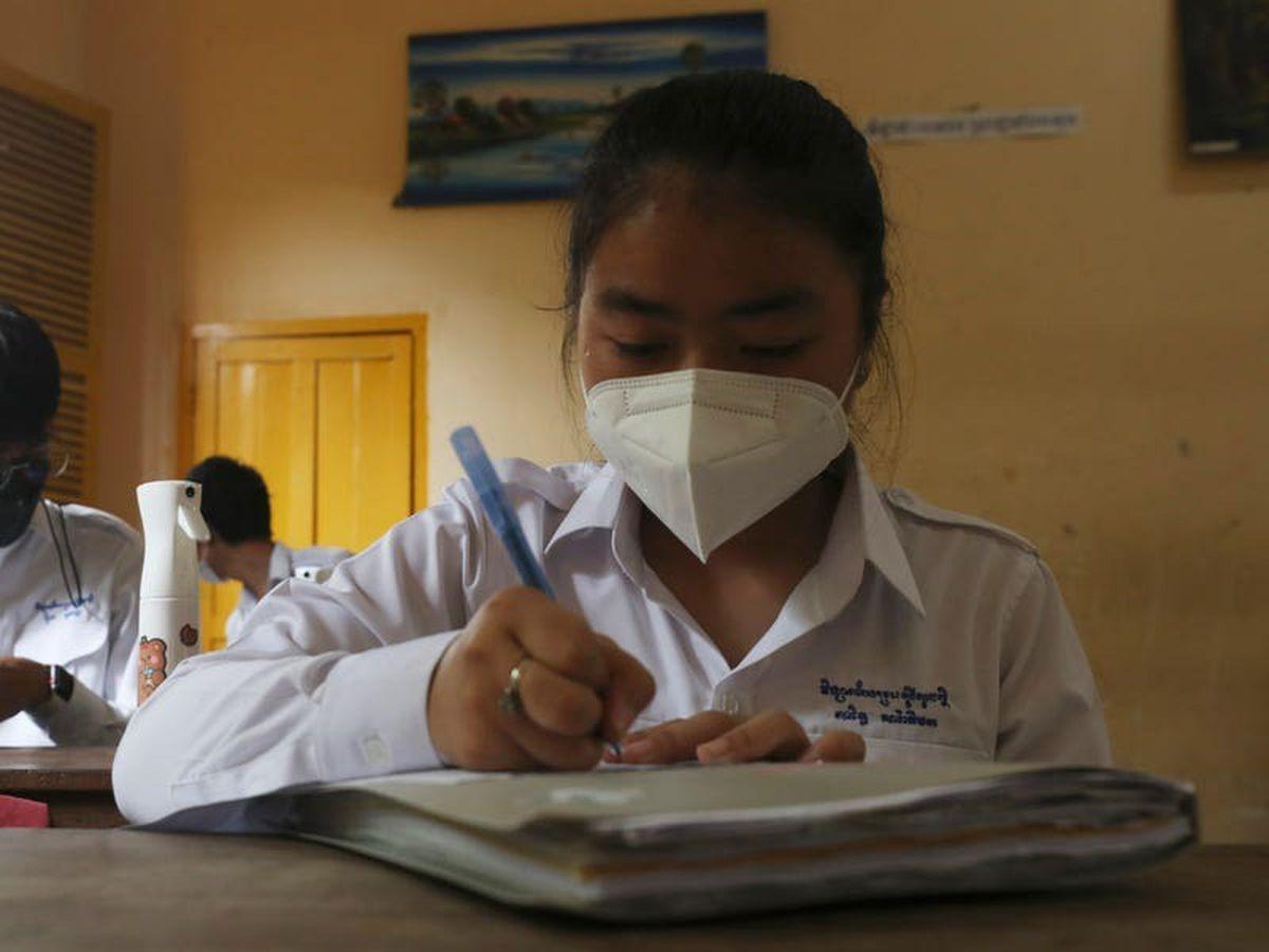World Health Organisation reports drop in new coronavirus infections