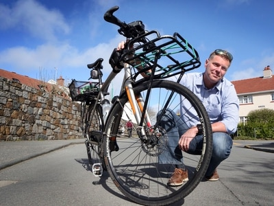 'It is not logical or sensible to start taxing cyclists'