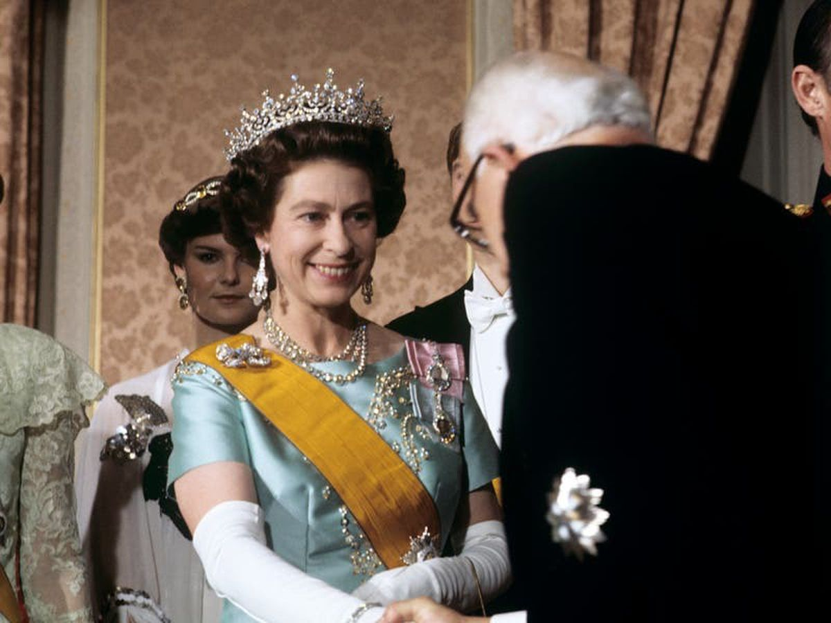 In Pictures: The Queen through the decades of her 69-year reign