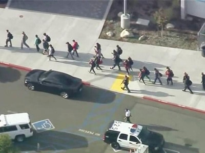 One dead and several injured in California high school shooting