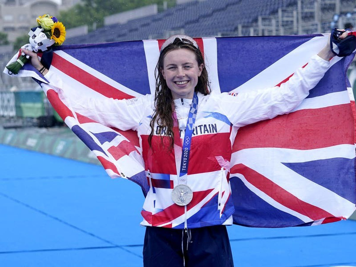 Georgia Taylor-Brown goes from crutches to Olympic silver medallist in 12 weeks