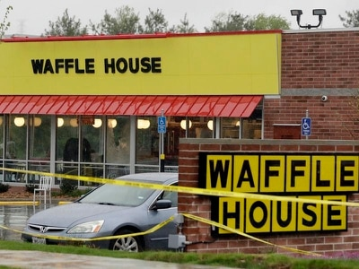 Suspect in Waffle House shooting arrested