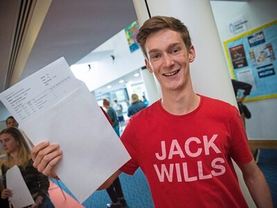 Best A Level results in a decade for Grammar School