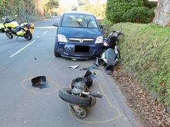 Scooter crash case takes 20 months to get to court