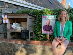 Election candidates' posters are stolen