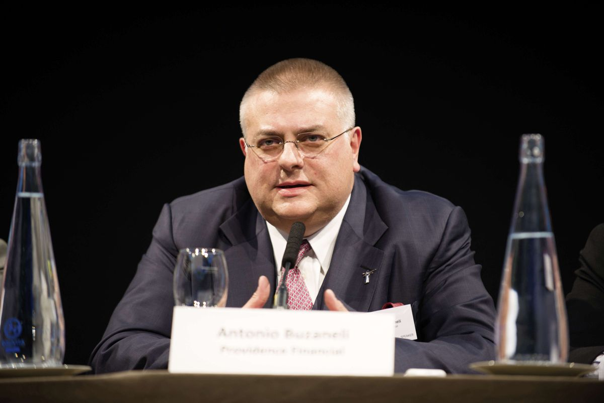 Antonio Buzaneli, together with some of his associates, pleaded guilty to fraud in relation to the Providence Group in the United States in 2018. (28286102)