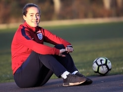 Captain Maya heading for Euro U17 finals with England