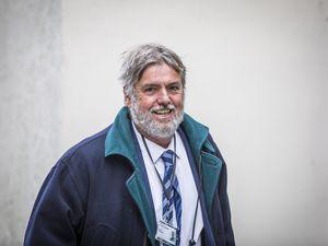 ESS president Peter Roffey. (28953060)