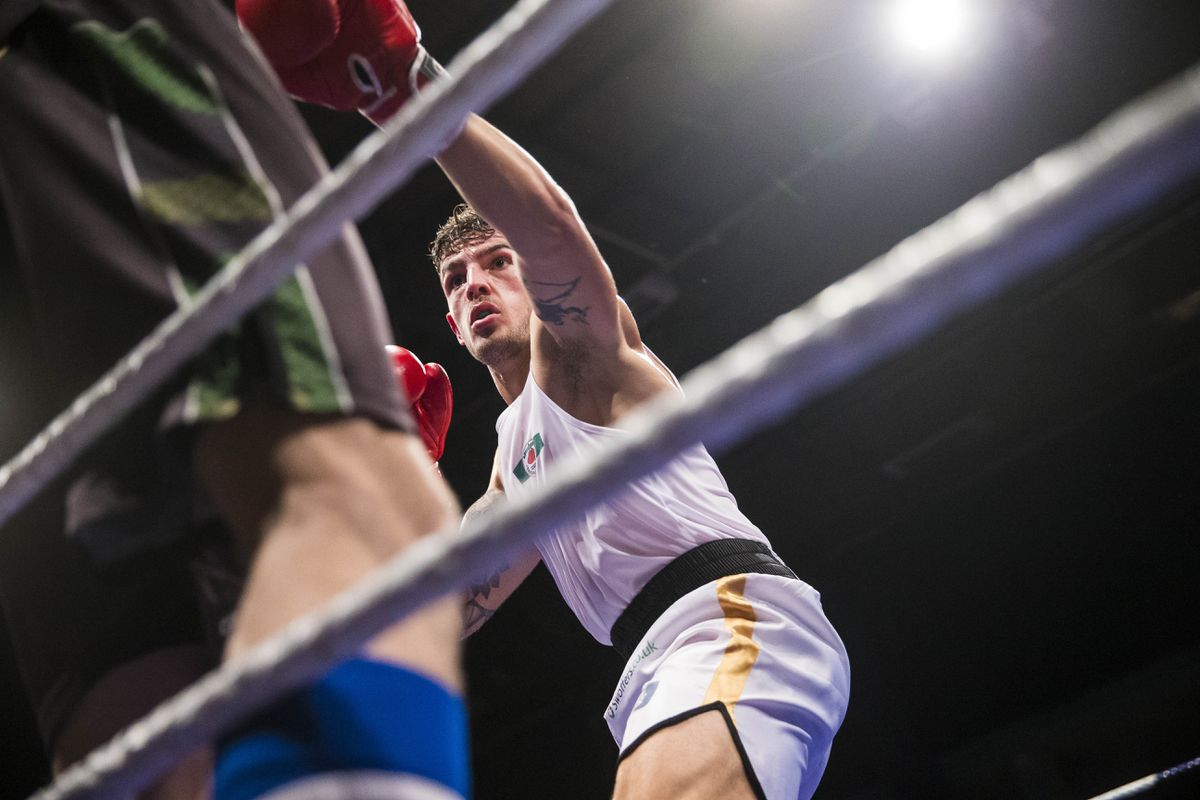 Billy Le Poullain will be eager to get back into action with the Birmingham 2022 Commonwealth Games a target. (Picture by Peter Frankland, 29838294)