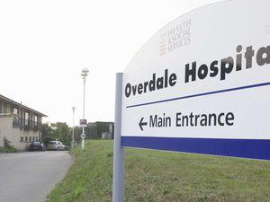 Overdale Hospital. Picture: JON GUEGAN. (29969057)