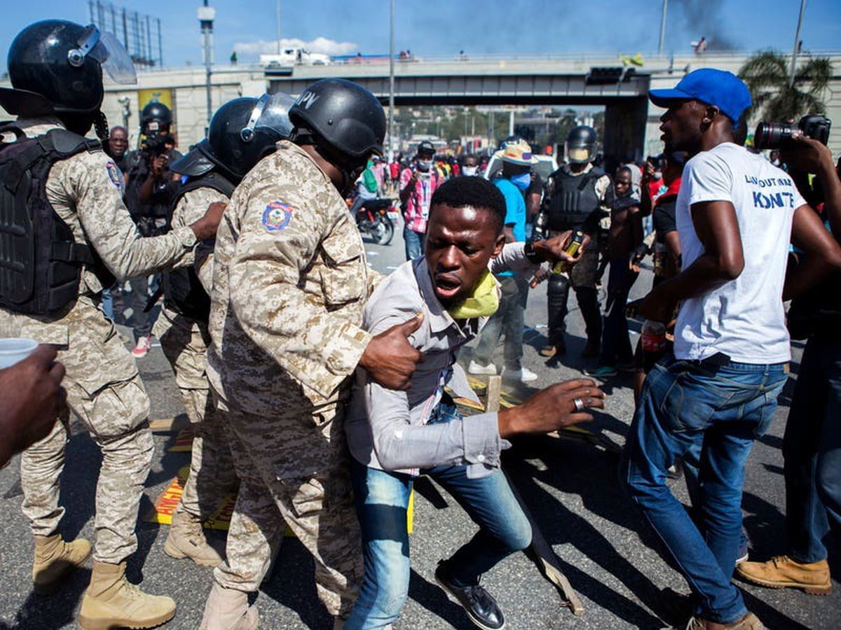Haiti braces for unrest as opposition demands new president