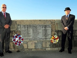 White Rock ceremony to remember air raid victims