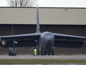 US Air Force to assess what caused B-52 bomber engine to shut down
