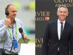 Jonathan Agnew asks BBC colleague Lineker to keep political views to himself