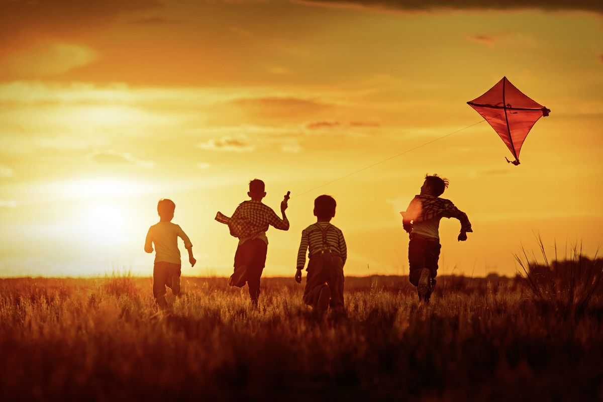 Were we really allowed as children to roam freely from dawn to dusk? (Vasilyev Alexandr/Shutterstock.com) (24384530)