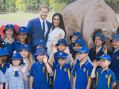 In Pictures: The most adorable moment of the royal tour so far