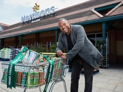 Jokes aplenty as Carabao Cup announces draw at Morrisons store