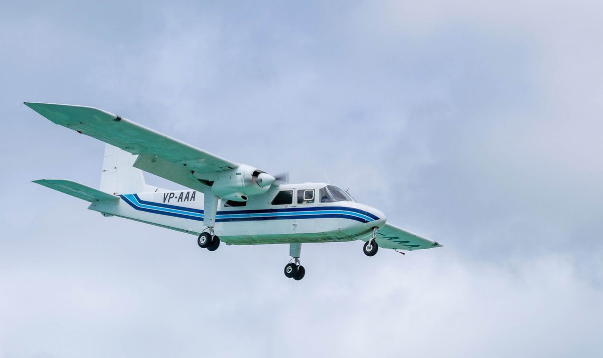 CAeS is proposing entering the electric aircraft market and has already done so with Project Fresson. Named after Scottish aviation pioneer Ted Fresson, the £18m project aims to refit a nine-seat twin-engine Britten-Norman Islander with an electric propulsion system. (28903490)
