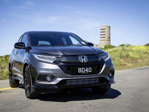 Honda HR-V Turbo Sport (Picture by Sophie Rabey 04-07-19 25148405)