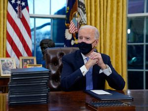 Biden signs executive orders reversing Trump policies following his inauguration