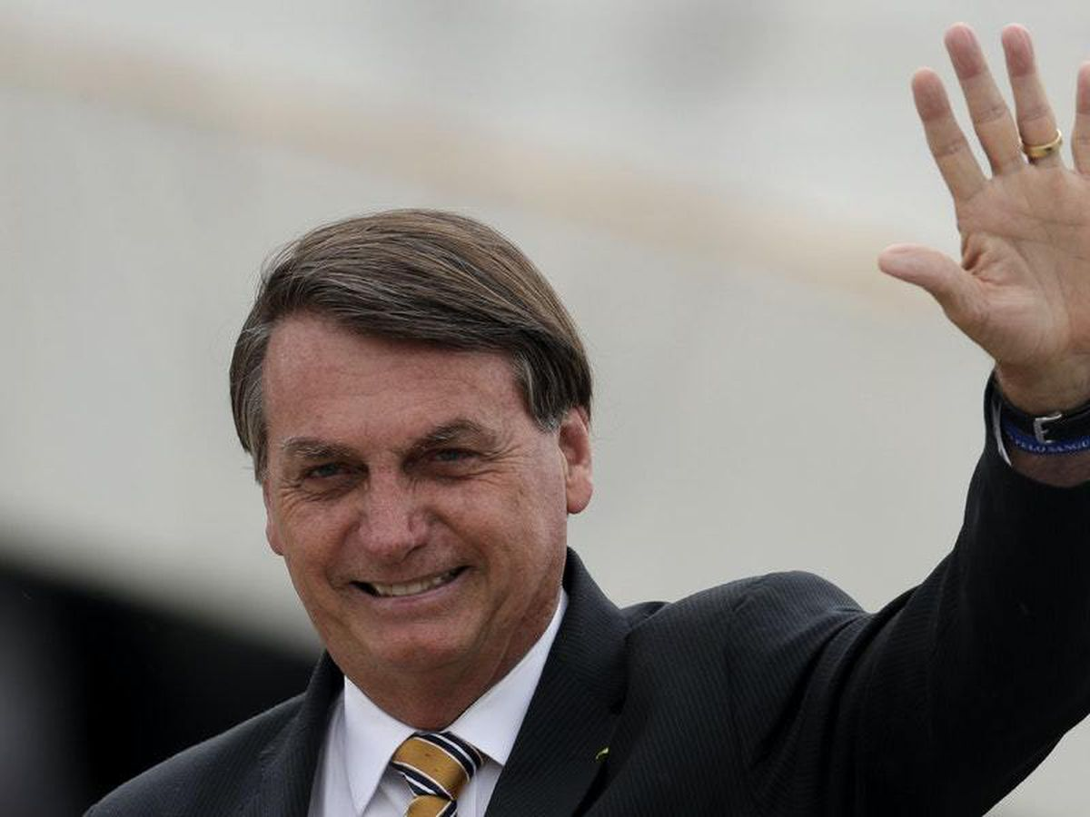 Brazilian president: I will not take a coronavirus vaccine myself