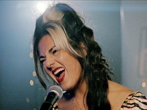 Eloise Fabbri - the Guernsey-born singer is releasing her first single, Beauty, at Cooked at St James on Wednesday 16 December 2020. This is a still from the single's video, shot by Chris Denton and Jack De La Mare. (29001156)