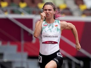 Belarus athlete claims Olympic team tried to send her home