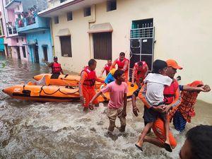 Dozens killed after floods hit northern India