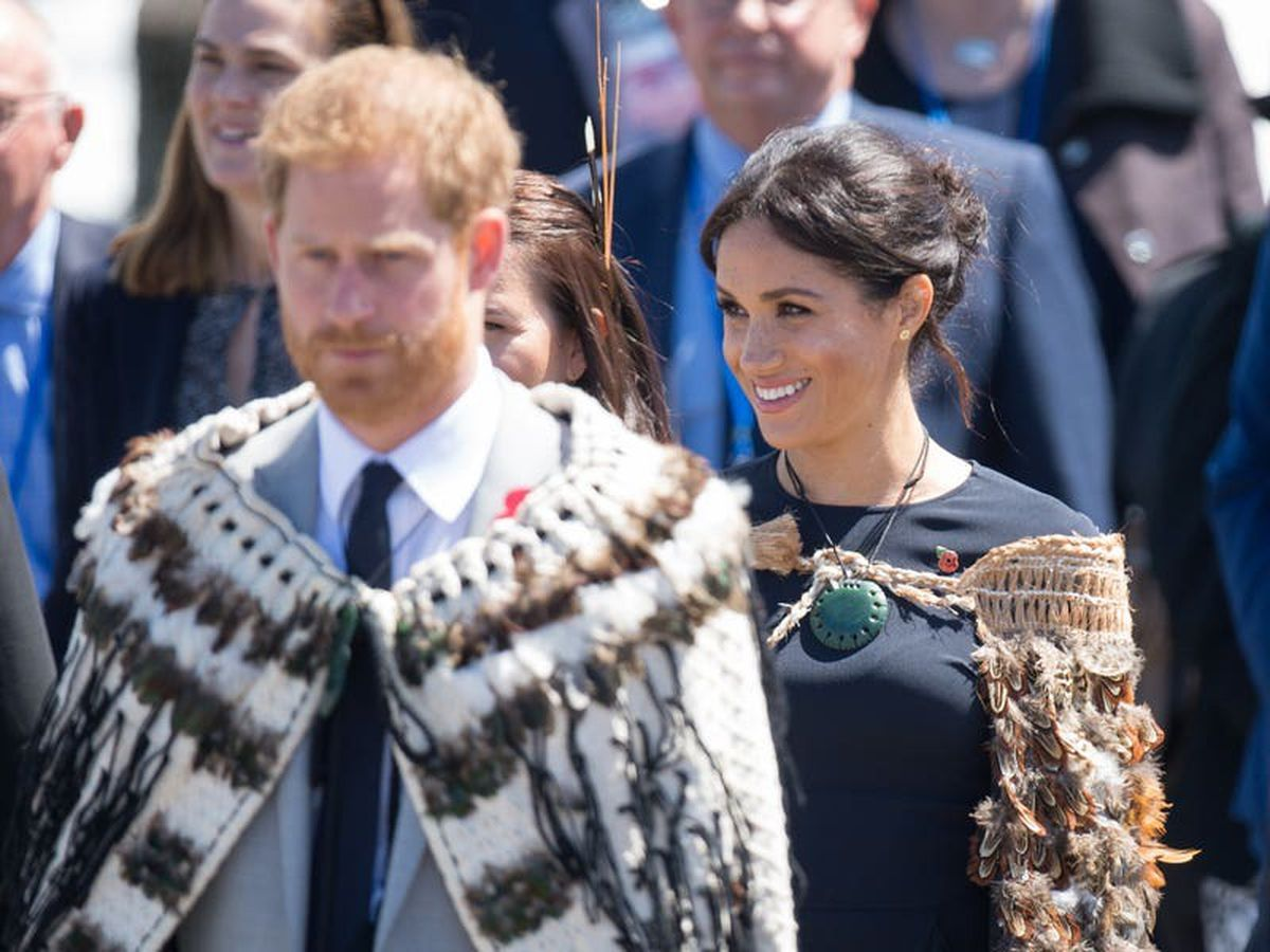 Harry and Meghan asked governor-general about New Zealand move