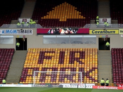 Motherwell manager denies wrongdoing after reported charge