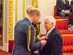 Table tennis MBE recipient struggled to get to palace