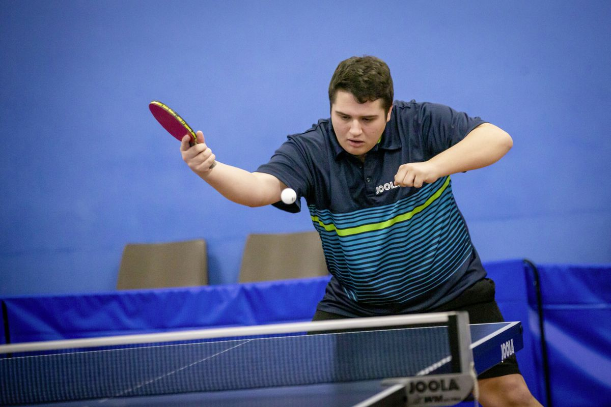 Ben Foss successfully defended his Capelles Open title. (Picture by Sophie Rabey, 29101469)