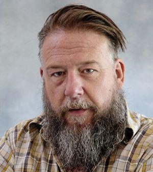 Shaun Shackleton