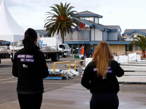 Melbourne enters sixth lockdown amid Delta variant spread