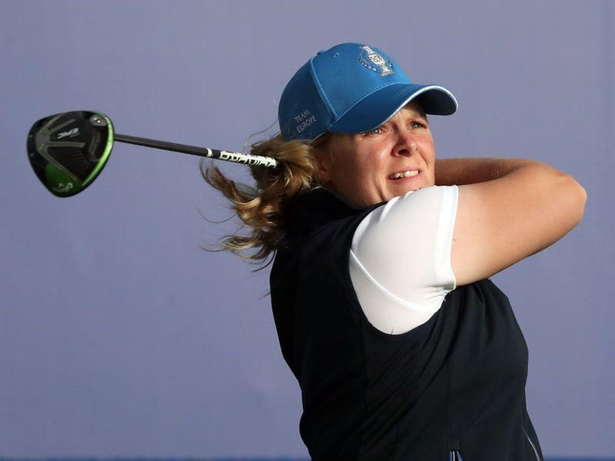 Caroline Hedwall takes one-shot lead at Scandinavian Mixed