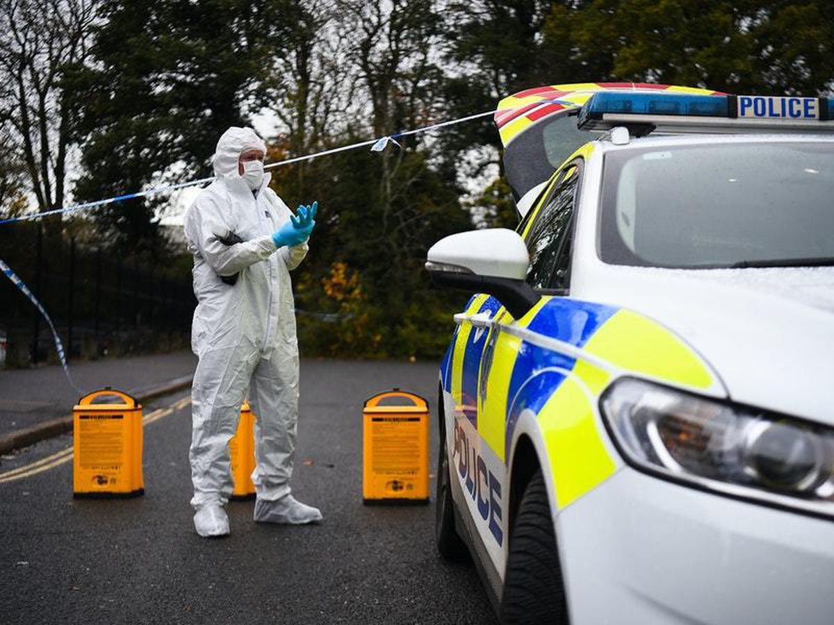 Girl, 14, charged with murder after man stabbed in Crawley
