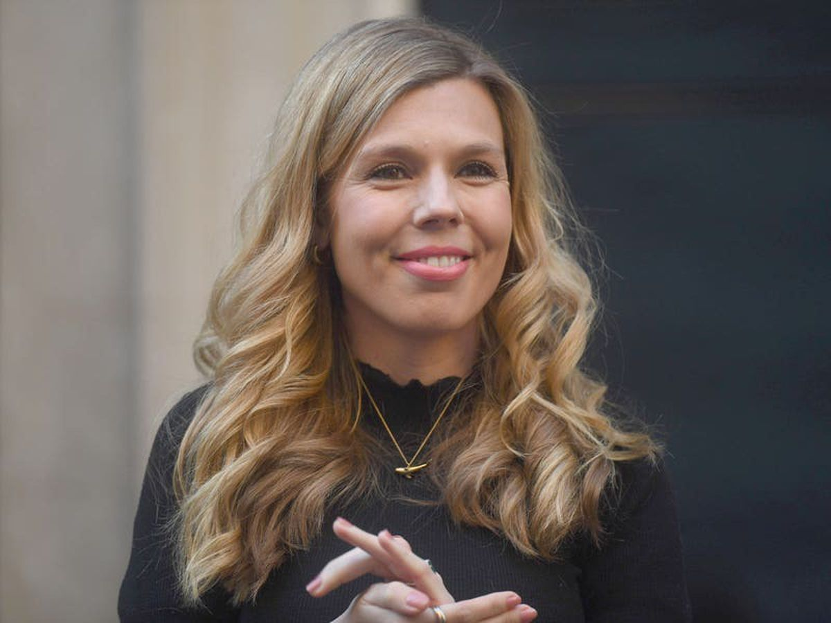 The PM's 'secret wedding': Who is Carrie Symonds?