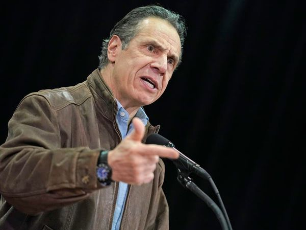 New York governor asks attorney general and top judge to launch harassment probe